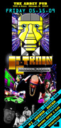 Abbey Pub - Chicago - Friday May 15th.  E-TRAIN CONCERT