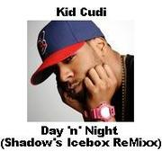 Kid Cudi 'Shadow ReMixx' Music Promo