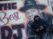 FURY Photo in front of JMJ Mural
