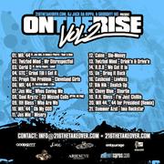 216thetakeover.com, DJ Jack Da Rippa, & Goodshyt Ent Present: On The Rise Vol. 2