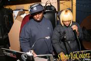 DJ BUTTA BROWN AND MY HOST KSTARR GET'N IT IN...