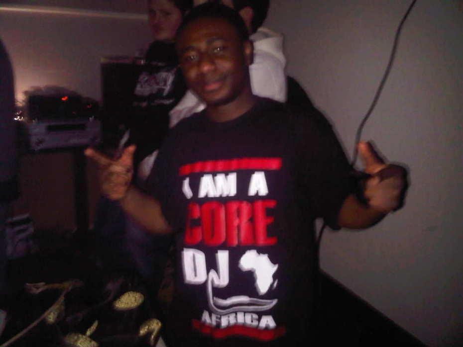 DJ Emiliot - Core DJ Africa