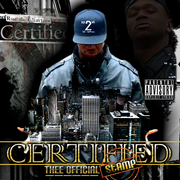 Certified Thee Official Stamp