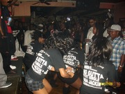 """G-FAM DANCERS PERFORMING LIVE TO """"SWAGGA JACKIN"""""""