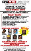 50 MICS IN BROOKLYN, NY (DJ BUTTA BROWN)
