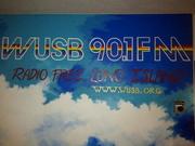 WUSB 90.1FM RADIO FREE LONG ISLAND