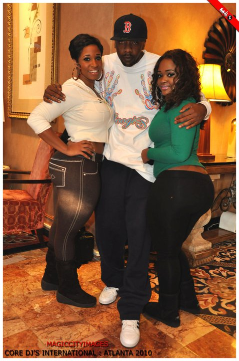 J Flave and the Ladies