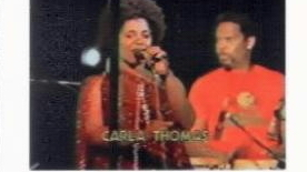 Raymond Simmons Performs With Carla Thomas!