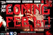 This Is Inhumanradio  With Black Ceza Records
