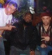 dj loyal t, pastor troy, and dj jamil