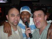 dj jamil, roy jones jr, and dj son of sam
