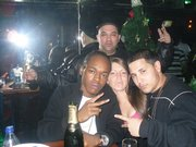 dj jamil, hurricane chris, and 2 patrons