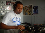 On the 1's and 2's at National Independent Record Store Day April 2011
