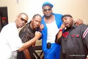 Dc, LAYCE Boxer KING PENN, and BIG SAM of LIL JON and The EASTSIDE BOYZ