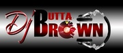 OFFICIAL DJ BUTTA BROWN LOGO