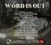 Word Is Out Mixtape
