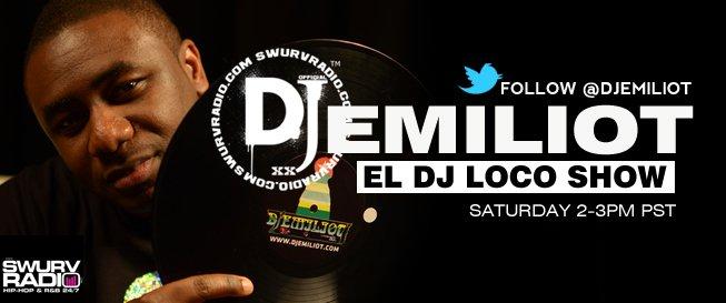 EL DJ Loco Show on Swurvradio