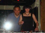 DJ Nocera with Mix Master G.