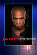 James Dore Poster 2 Blue Hit Man