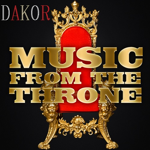 Music From The Throne Album Cover