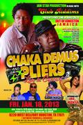 CHAKA DEMUS AND PLIERS tx flyer