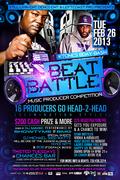 BEAT BATTLE F/ DJ MICHAEL 5000 WATTS