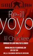 Exclusive [ * Re-ill Featuring Lil Chuckee - Yo Yo ] New Hit Single DJ Pack