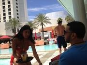 Pool Side POST-MixshowLive Las Vegas