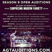 AMERICAS GOT TALENT TRYOUTS