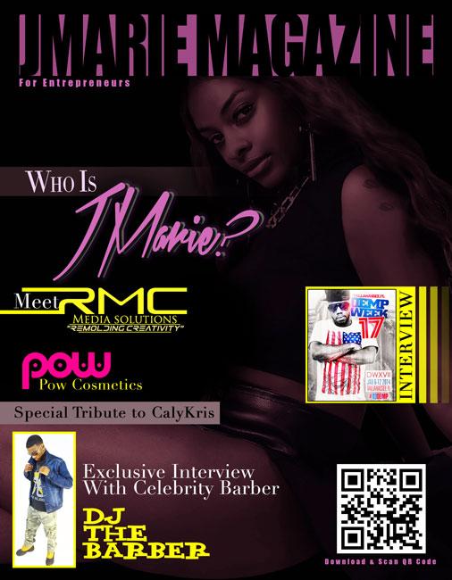 JMarie-Magazine Relaunches their website.