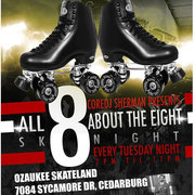 All About Dem 8'S Sk8 Night