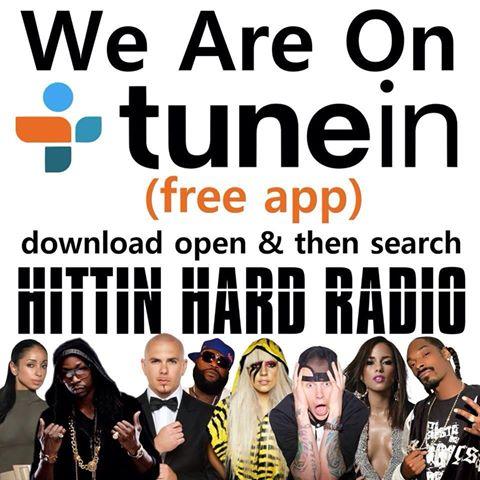 HITTIN HARD RADIO