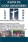 ONE GLOBAL MULTI CULTURAL CHURCH,FAITH IN GOD MINISTRIES[1]