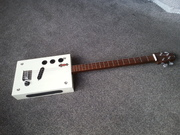 """4 string Semi solid Electric, """"The BB"""""""