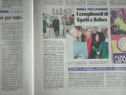 """Dal settimanale """"IL CANAVESE"""" del 15 febbraio 2012"""