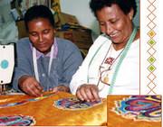 Nogaya Ethiopian-Jewish Embroiderers Israel