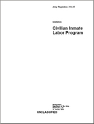 Civilian Inmate Labor Program