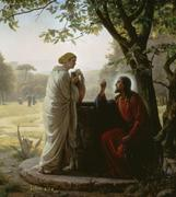 The Samarian Woman at the Well