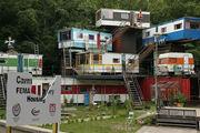 Temporary FEMA Housing