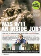 WAS 9/11 WAS AN INSIDE JOB?