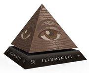 Illuminati all seeeing eye