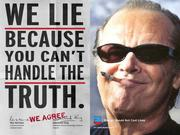 432358_367792459916360_100000568288190_1315502_1810276164_n.jpgYou can'y handle the truth