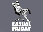 Storm Trooper-Day-Off