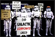 OCCUPY CORUSCANT, DEATH STAR ATTACK WAS AN INSIDE JOB
