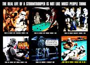 LIFE OF A STORM TROOPER