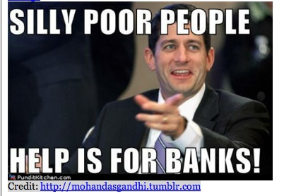 silly poor people