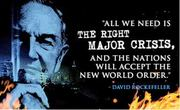 Rockefeller: New World Order