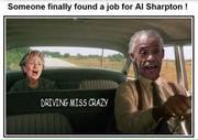 Al Sharptons job