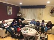 Grandma has visitors ~ LUCKY HER!