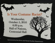 University of Wisconsin to scrutinize Halloween costumes for racism